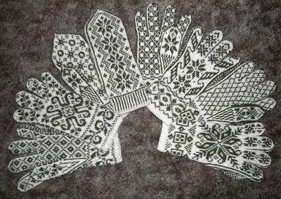 Westplains: Норвежские перчатки и варежки