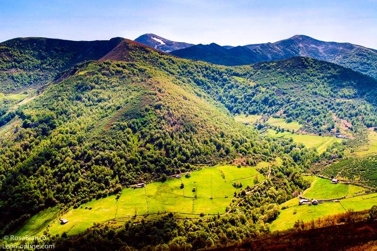 Montes de Laciana.