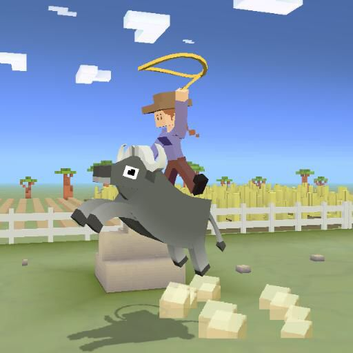 I just befriended Cape Buffalo in Stampede https://itunes.apple.com/us/app/rodeo-stampede/id1047961826?ls=1&mt=8
