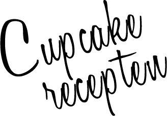 Heel veel recepten op Cupcakerecepten.nl