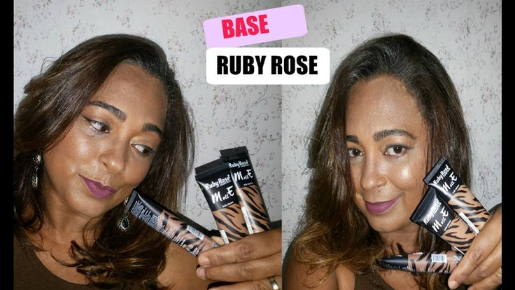Base Ruby Rose - Resenha (B.B Boa e Barata)