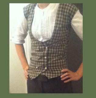 Steam Ingenious: Friday Finds: The Best Quick Steampunk Clothing Refashion Tutorials