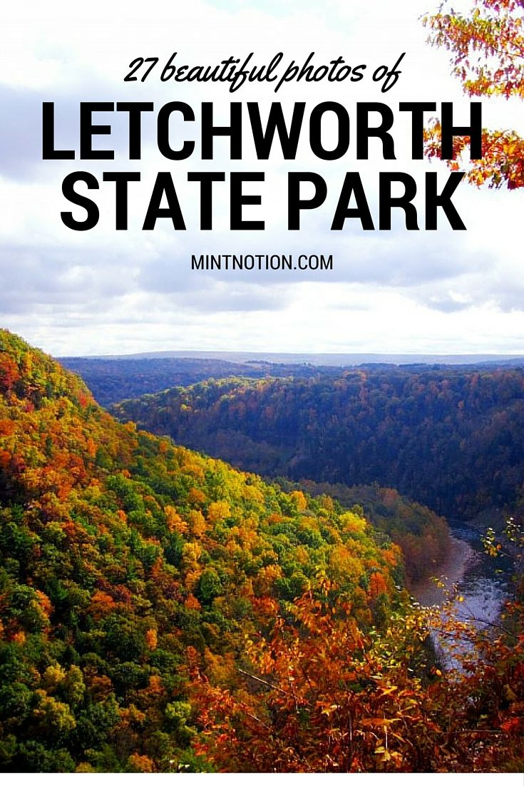 27 beautiful photos that will make you want to visit Letchworth State Park. This is hands down one of my favourite parks in Upstate New York!