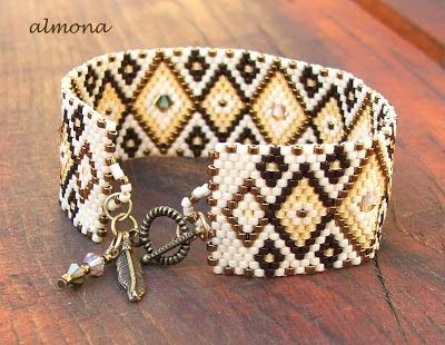 Beautiful Beadwork Bracelet