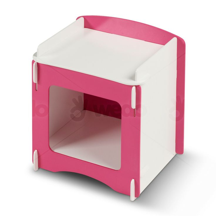 Kidsaw Blush Bedside Table