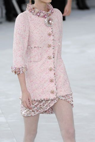 Chanel! I don't normally wear pink but when I do It better be Chanel
