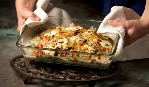 Kala-kantarellivuoka | Yhdistä syksyn parhaat maut - kala ja sienet! #maajakotitalousnaiset #ruokaneuvot #resepti #sieni