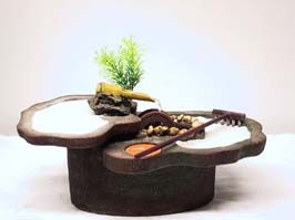1000 images about mini zen gardens on pinterest gardens kinetic sand and cactus. Black Bedroom Furniture Sets. Home Design Ideas