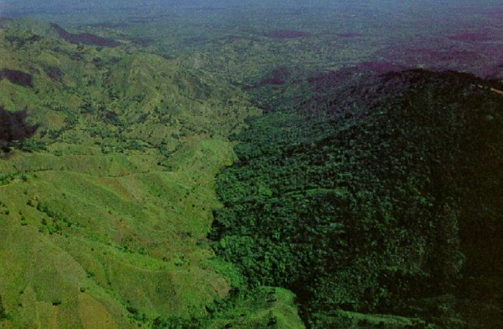 Confine tra Haiti e Repubblica Dominicana - #BORDERLINES