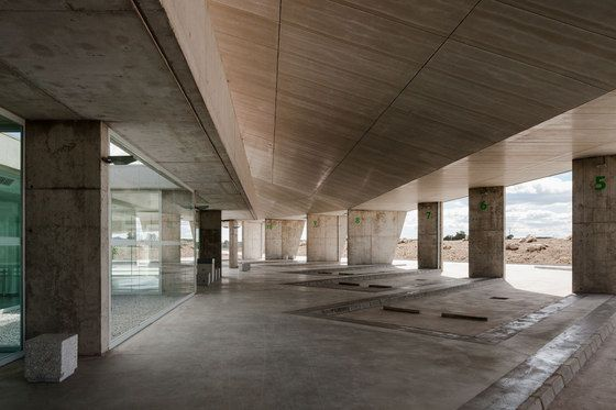 Bus Station of Trujillo by Ismo Arquitectura   Infrastructure buildings