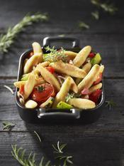 Recette cassolette de mini quenelles aux légumes