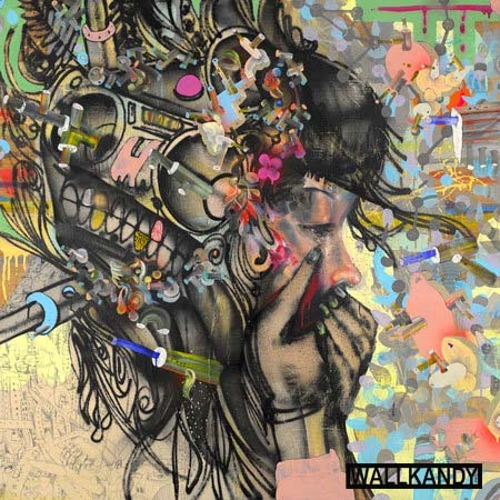 David Choe amazing and CRAZY artist...I guess all the good ones are!