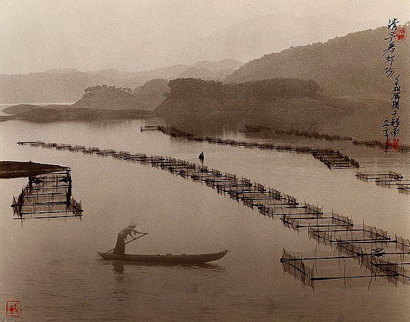 """IlPost -  - Le fotografie di Don Hong-Oai sono state definite """"pittorialismo asiatico"""""""