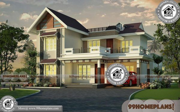 House Map Drawing With Double Story Traditional Home Design Collection House Design Pictures House Plans With Pictures Courtyard House Plans