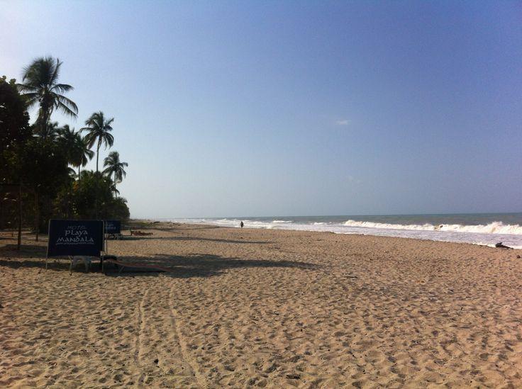 Playa Mandala - Palomino