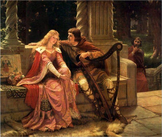 El Museo de Alberto: Tristan and Isolde  1902