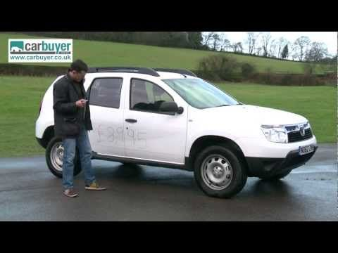 Dacia Duster SUV 2013 review - CarBuyer - YouTube