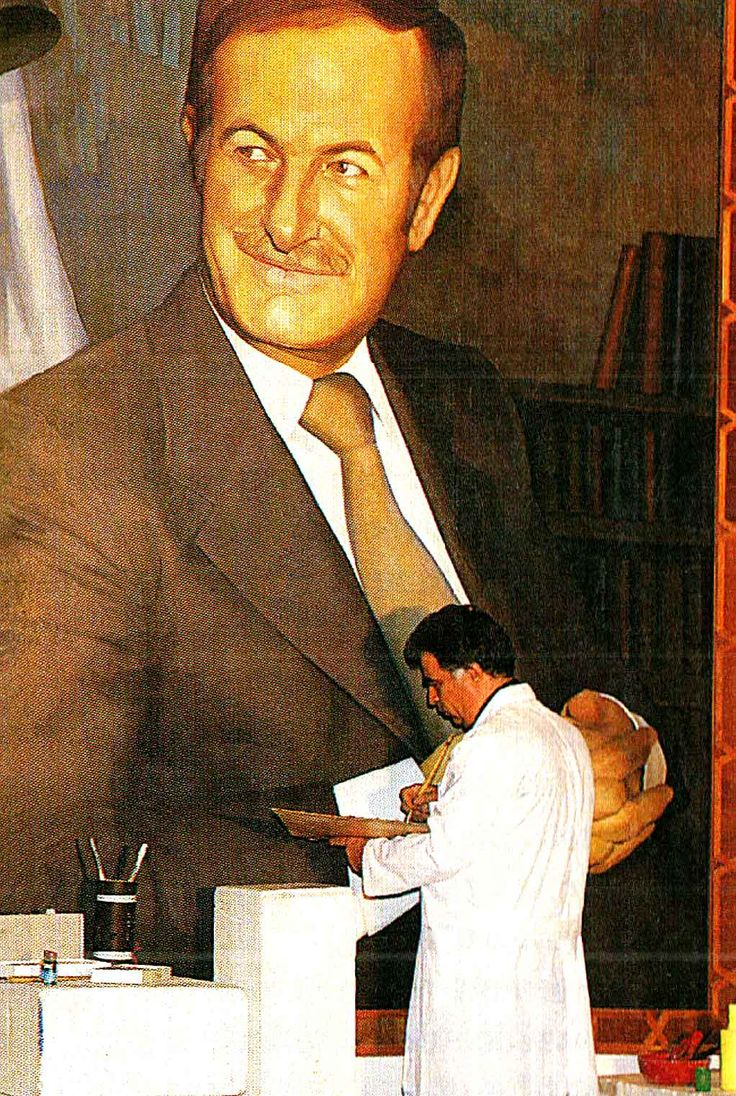 Click on the link here for Audio Player - ABC News: Issues & Answers - Hafez al-Assad Interview -June 9, 1974 - Gordon Skene Sound Collection As part of my ongoing series of interviews with his...
