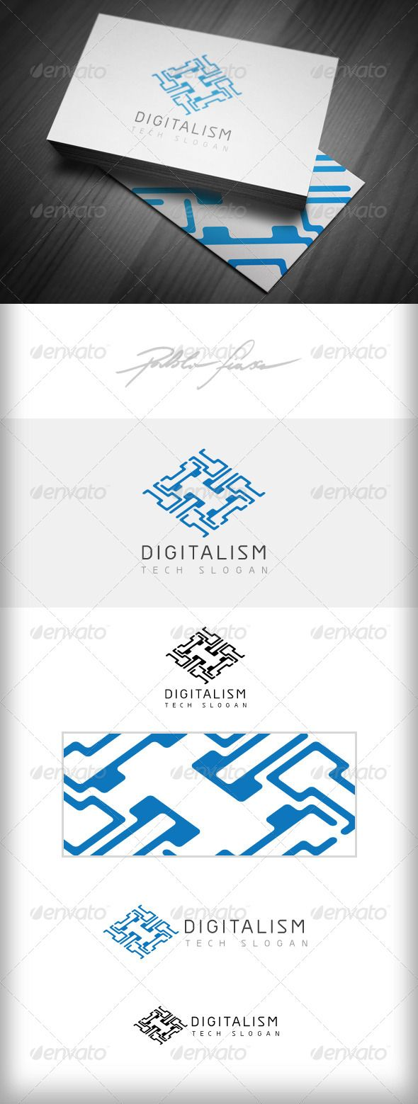 Abstract Digital Symbol  Network Hosting IT Logo — Vector EPS #team #computer repair shop • Available here → https://graphicriver.net/item/abstract-digital-symbol-network-hosting-it-logo/4828587?ref=pxcr