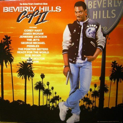 BEVERLY HILLS COP II--NEW!