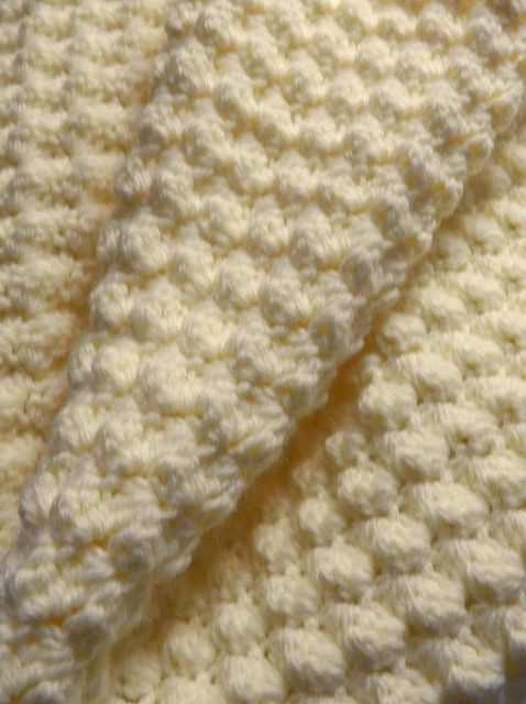 Crochet Attic: What is the difference...Puff, Bobble, Popcorn stitches??!!