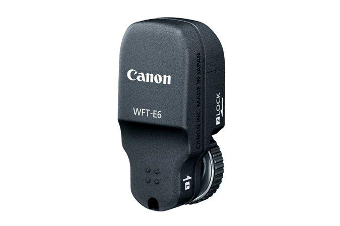 Wireless file transmitter Canon WFT-E6A
