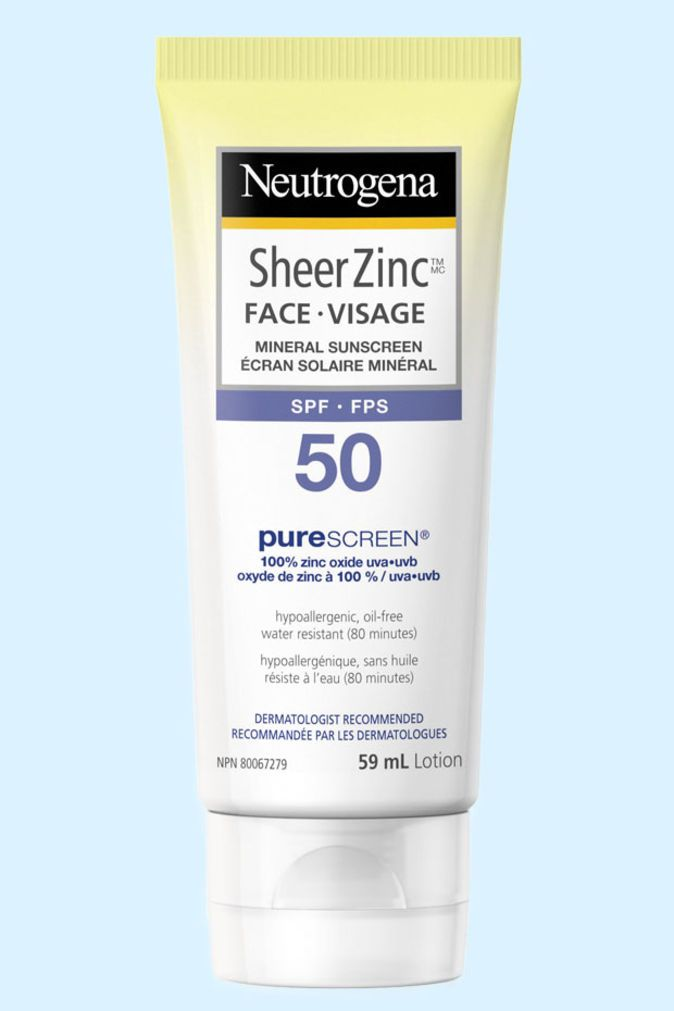 18 of the Best High-Zinc Sunscreens for Your Face | Beautyeditor