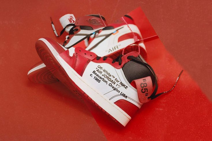 """Virgil Abloh x Nike """"The Ten"""" Collection Exclusive Raffle Locations"""