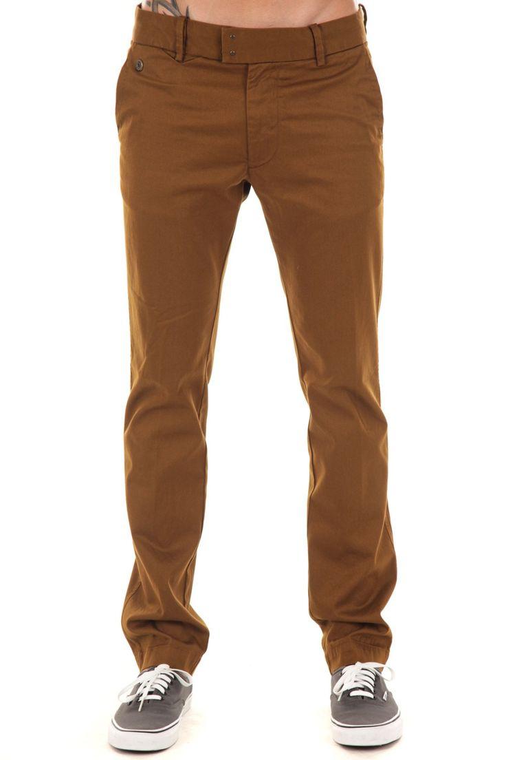 #Pantalon #Diesel Marron #LeGuide.com