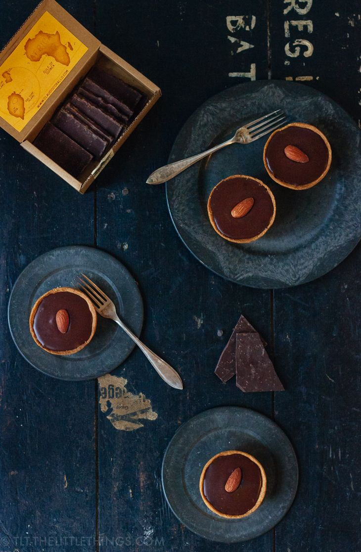 TLT - The Little Things | Chocoladetaartjes met amandelcr�me   Claudio Corallo tasting | http://tlt-thelittlethings.com/nl/