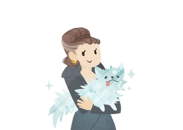 give leia a therapy fox! I know they made a creature based on gary, but it was barely in the film, and I wanted to see a sweet goofy vulptex bonus poe (he got demoted again):
