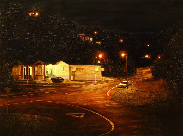 Reality Bites: Bite 37: Sam Foley - Intersection, Serpentine Ave and Canongate Rd, 2008