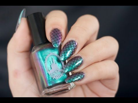 57 best mermaid nail art ideas images on pinterest mermaid nail easy nail art for teenagers mermaid nails converse nails nail art designs nail art tutorial nail art compilation nail art designs for beginners sciox Image collections