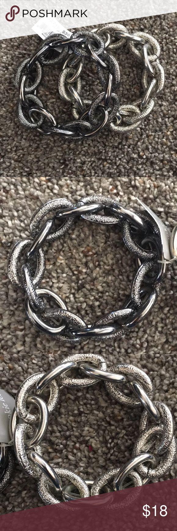 Chain link bracelets Chain link bracelets Cookie Lee Jewelry Bracelets