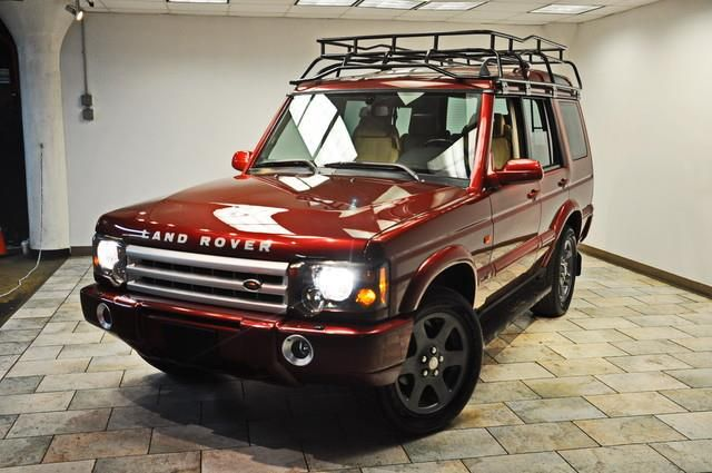 #DailyDrive - 2003 Land Rover Discovery #TBT #ThrowBackThursday