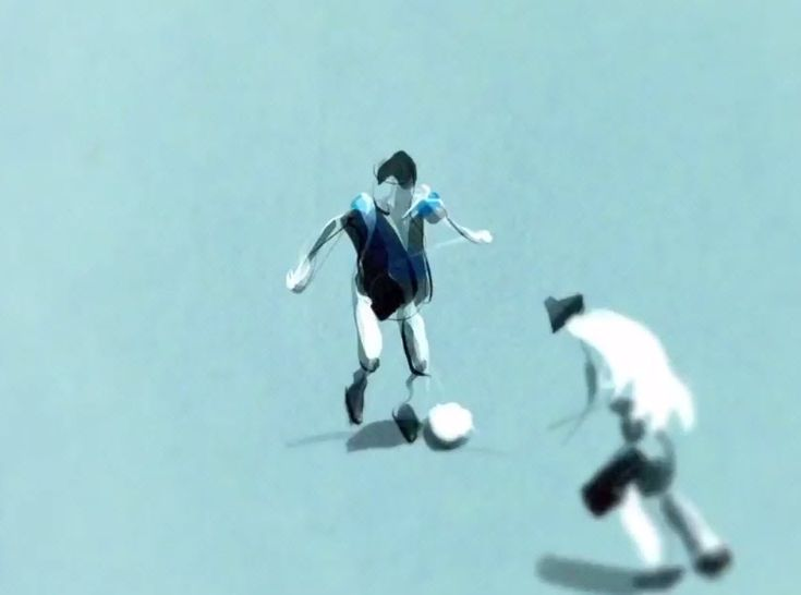 Animation - Great World Cup Goals by Richard Swarbrick @Richard Swarbrick