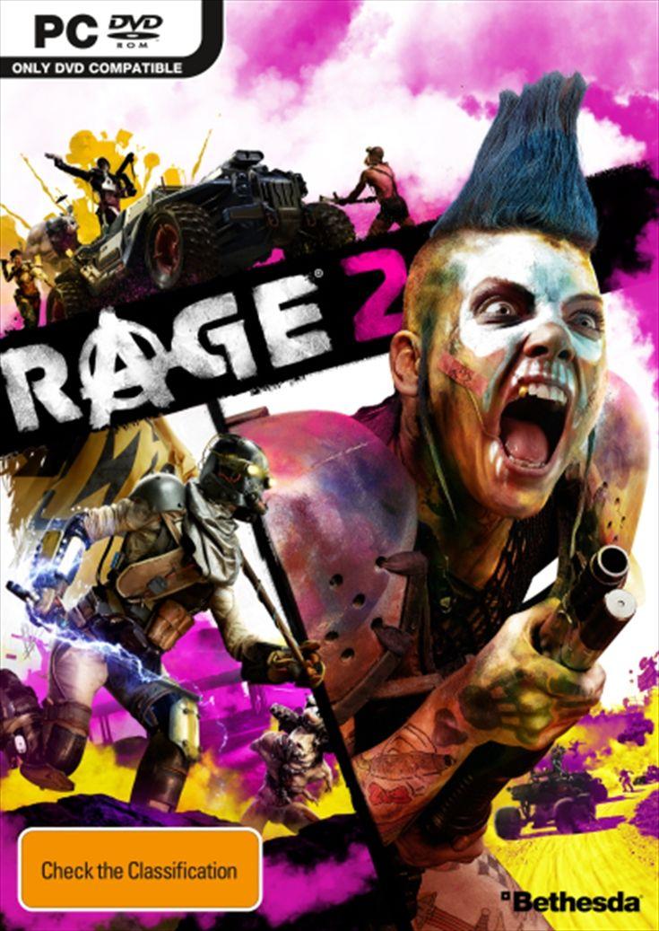 Rage 2 Xbox one, Rage, Xbox