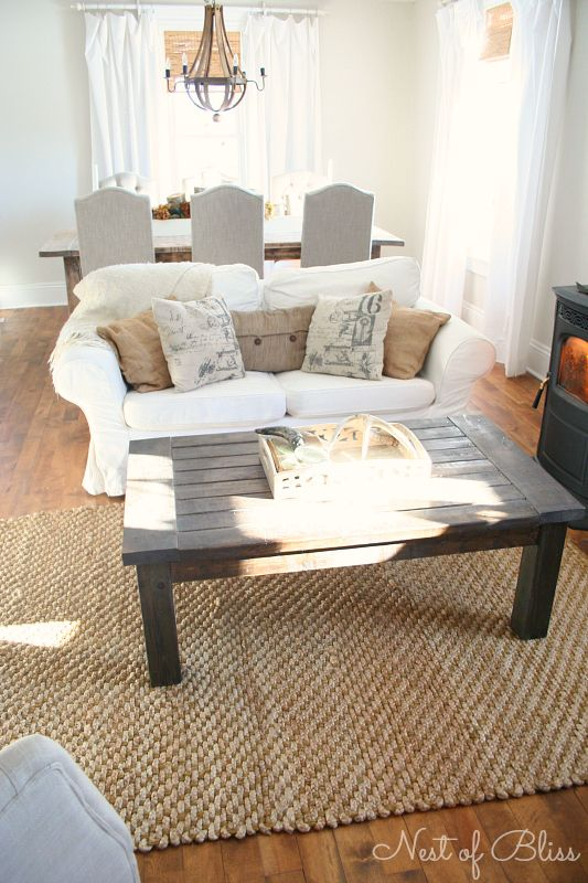 12 Best Sisal Rug Love Images On Pinterest  Beach Houses Beaches Best Jute Rug In Dining Room Design Inspiration