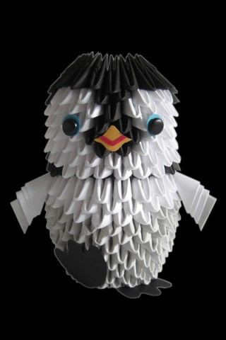 2011 3D Origami Creations