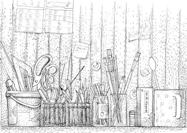 #graphic #draw #jenesesimre #desk #tools #mydesk