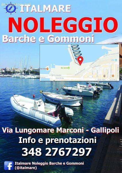 #NOLEGGIO #ITALMARE #    BARCHE E #GOMMONI con #motori 40/60 cv 4T, guida senza #patente #nautica, #completi di #tendalino, #cuscineria #prendisole, #consumi ... #annunci #nautica #barche #ilnavigatore