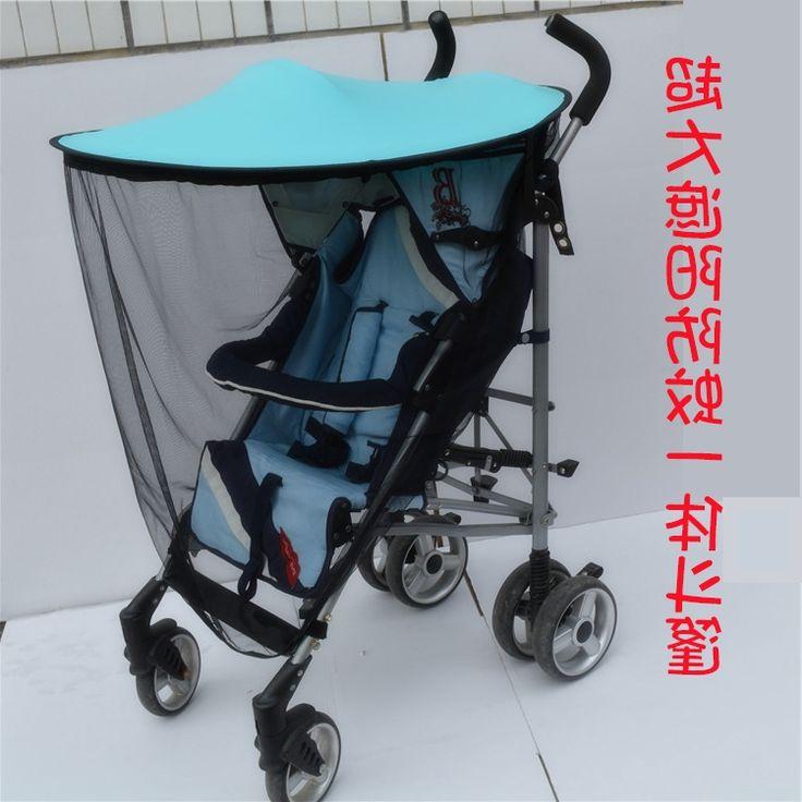 39.00$  Buy now - https://alitems.com/g/1e8d114494b01f4c715516525dc3e8/?i=5&ulp=https%3A%2F%2Fwww.aliexpress.com%2Fitem%2FPram-sun-awning-summer-suntan-anti-mosquito-uv-awning-trolley-sunshade-roof-canopy-bed-nets%2F32653525595.html - Pram sun awning summer suntan anti-mosquito uv awning trolley sunshade roof canopy bed nets
