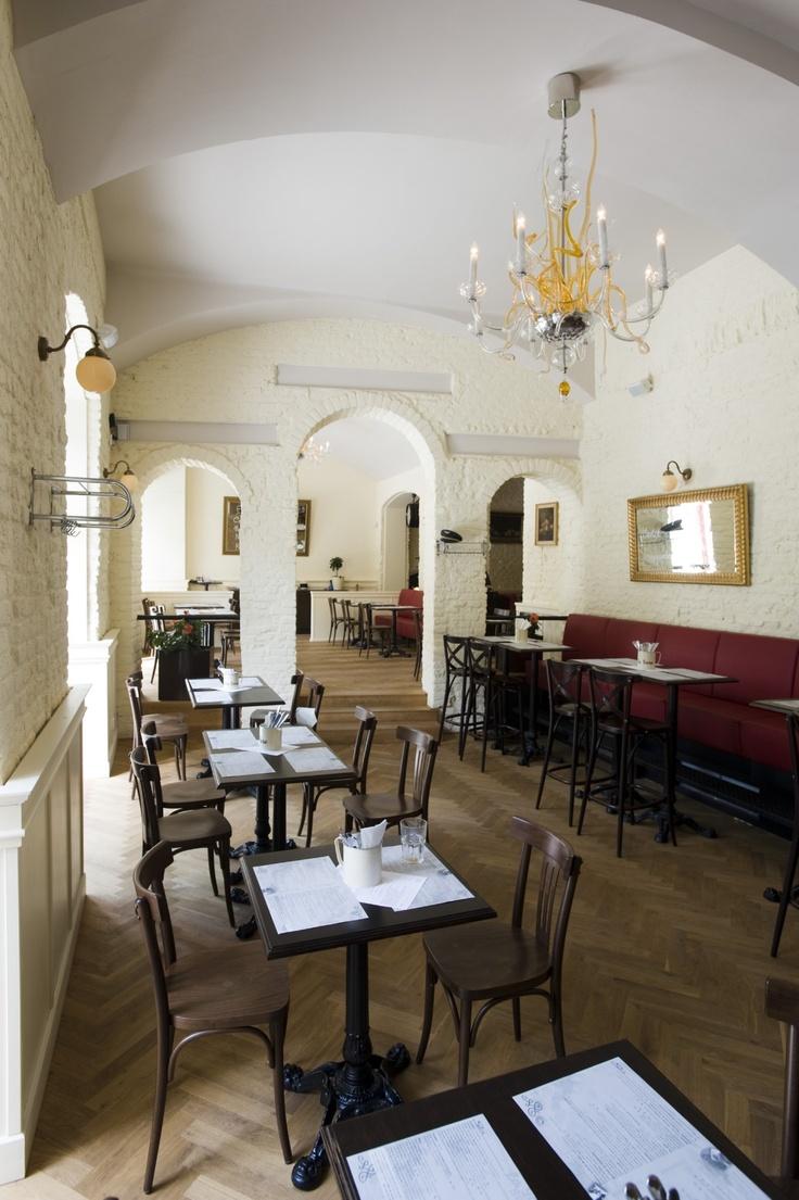 Brasserie La Gare, Prague www.lagare.cz