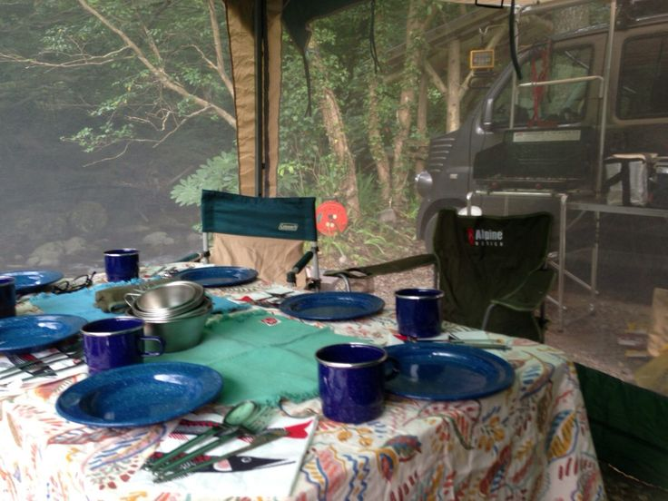 My syle camping