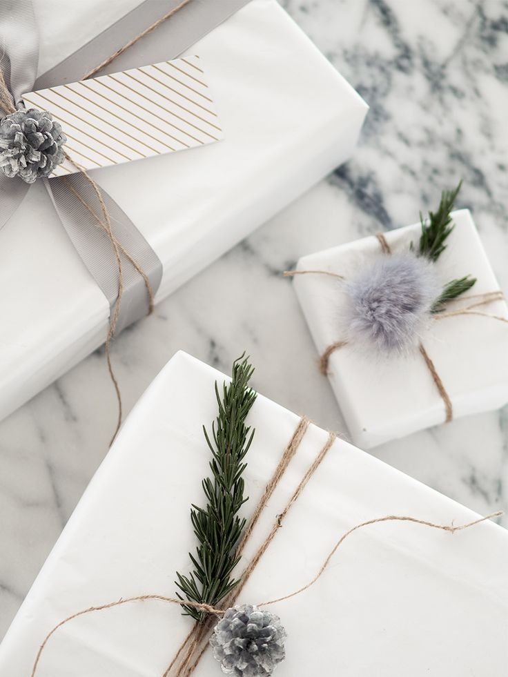Inexpensive Gift Wrapping Ideas