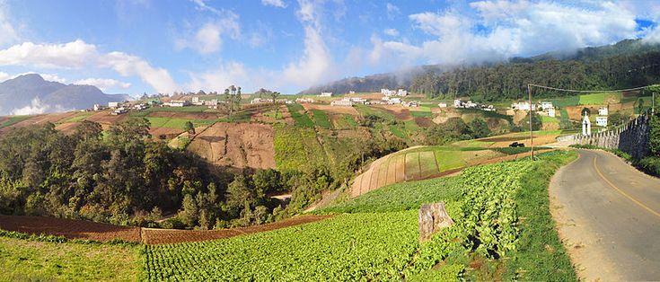 Quetzaltenango, Guatemala Photo by Wikipedia user chensiyuan