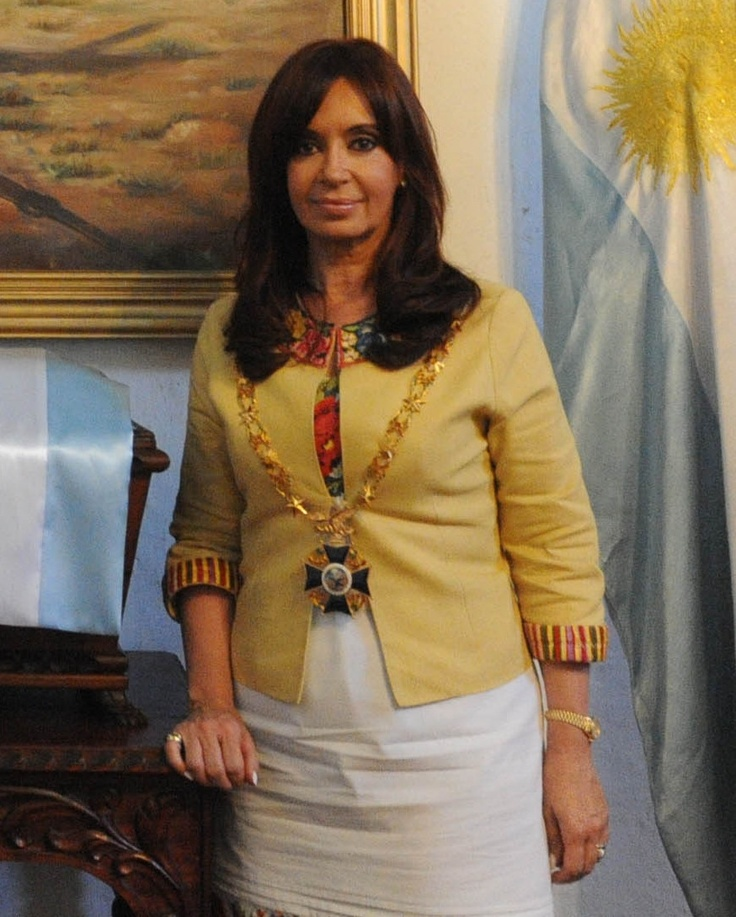 17 Best Images About Merry Thriftmas On Pinterest: 17 Best Images About Cristina Fernández De Kirchner On