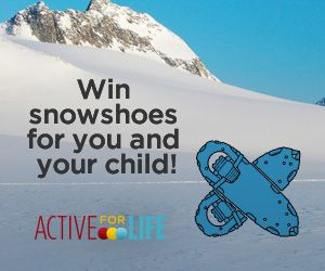 These are the snowshoes you've got to try to find on our site to enter our contest!