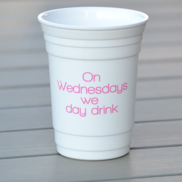 Mean Girls party cup