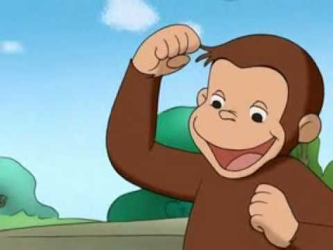 Fun for kids: Curious George Digs Worms. Click for video.